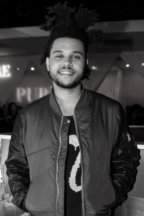 Abel Tesfaye is a model that appeared in The Weeknd False Alarm