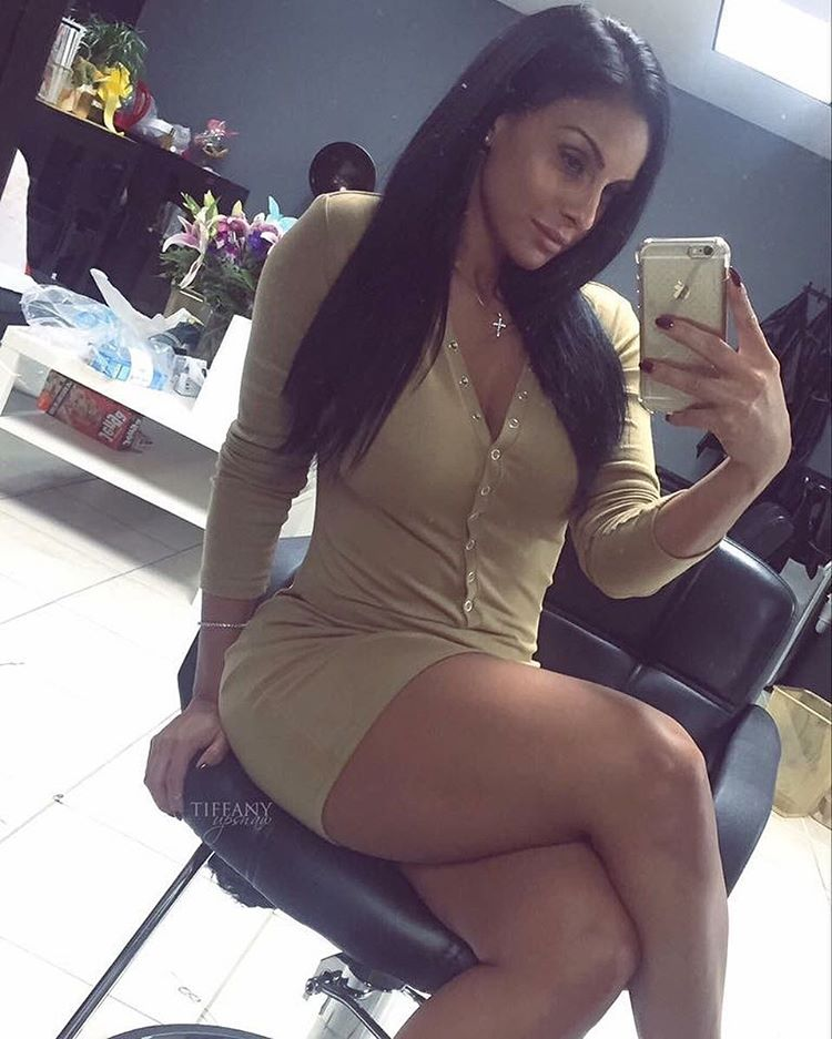 Tiffany Upshaw is a model that appeared in DJ Khaled ft Chris Brown August Alsina Future Jeremih Hold You Down