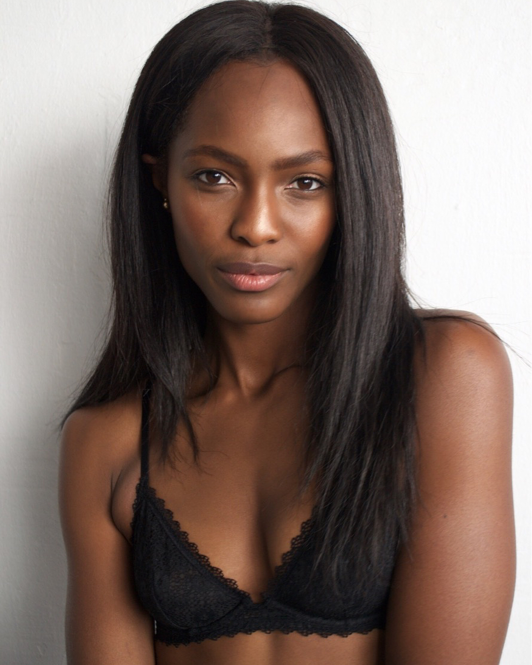 Mame Adjei is a model that appeared in Trevor Jackson Right Now