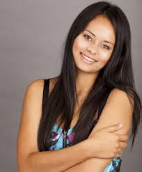 Frankie Adams is a model that appeared in Pieter T Right Here