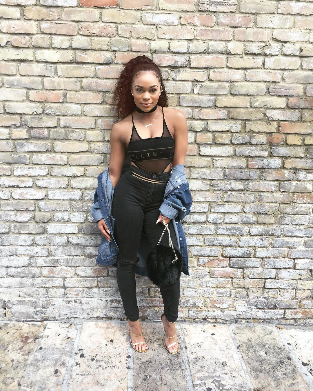 Brianna Bee is a model that appeared in B o B 4 Lit ft TI and Ty Dolla Sign