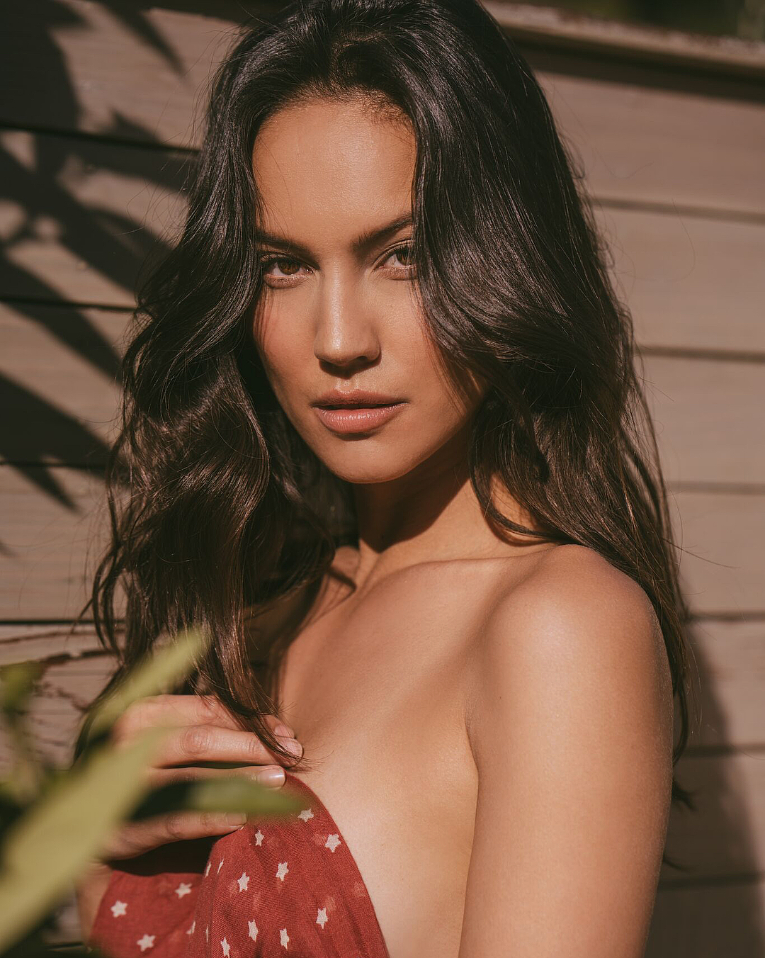 Rachelle Goulding is a model that appeared in Prince Royce El Clavo