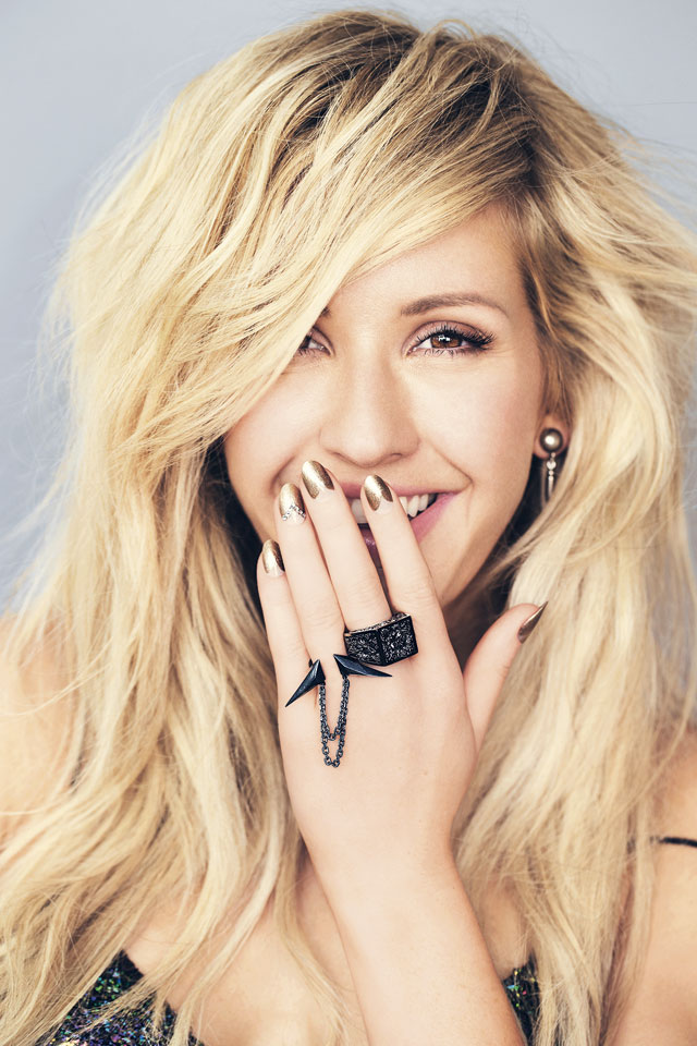 Ellie Goulding is a model that appeared in Taylor Swift Bad Blood