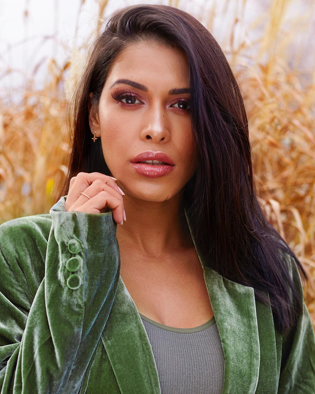 Ayem Nour is a model that appeared in The Game ft Chris Brown Tyga Wiz Khalifa  Lil Wayne Celebration