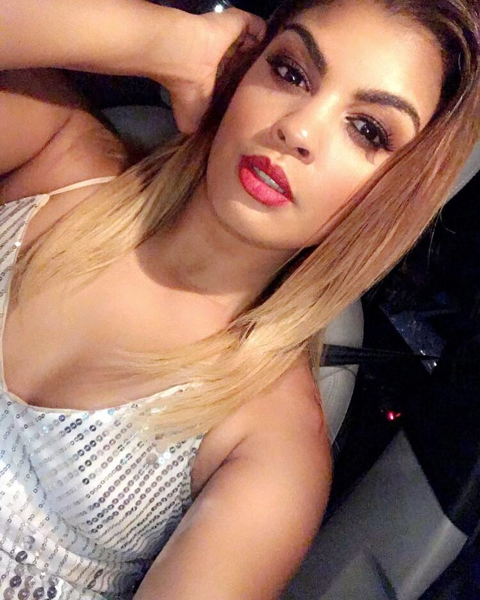 Ana Karen Laplante is a model that appeared in O T Genasis Cash On It