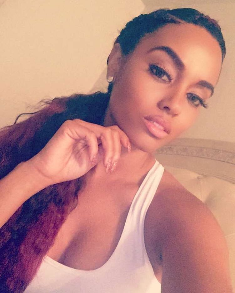 Shotta Mckay is a model that appeared in DJ Drama ft Chris Brown Skeme Lyquin Wishing