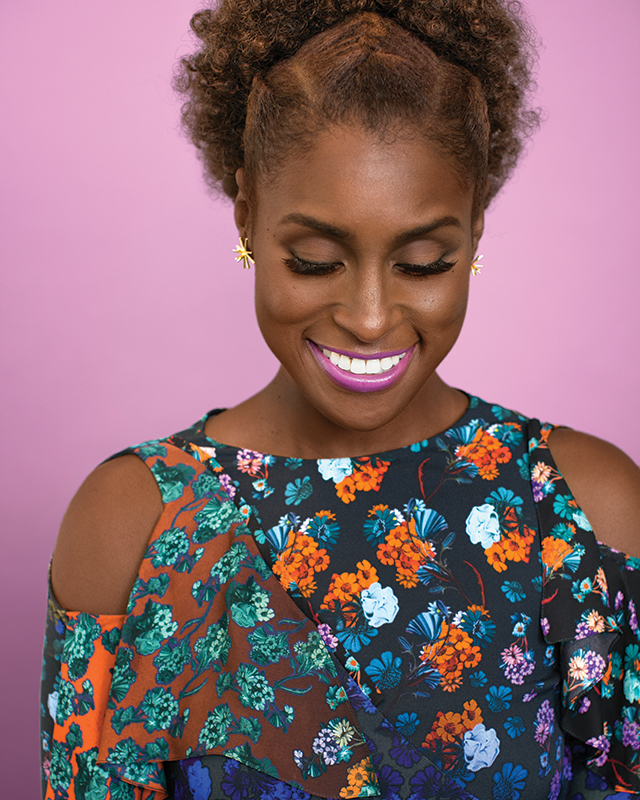 Issa Rae is a model that appeared in Drake Nice For What