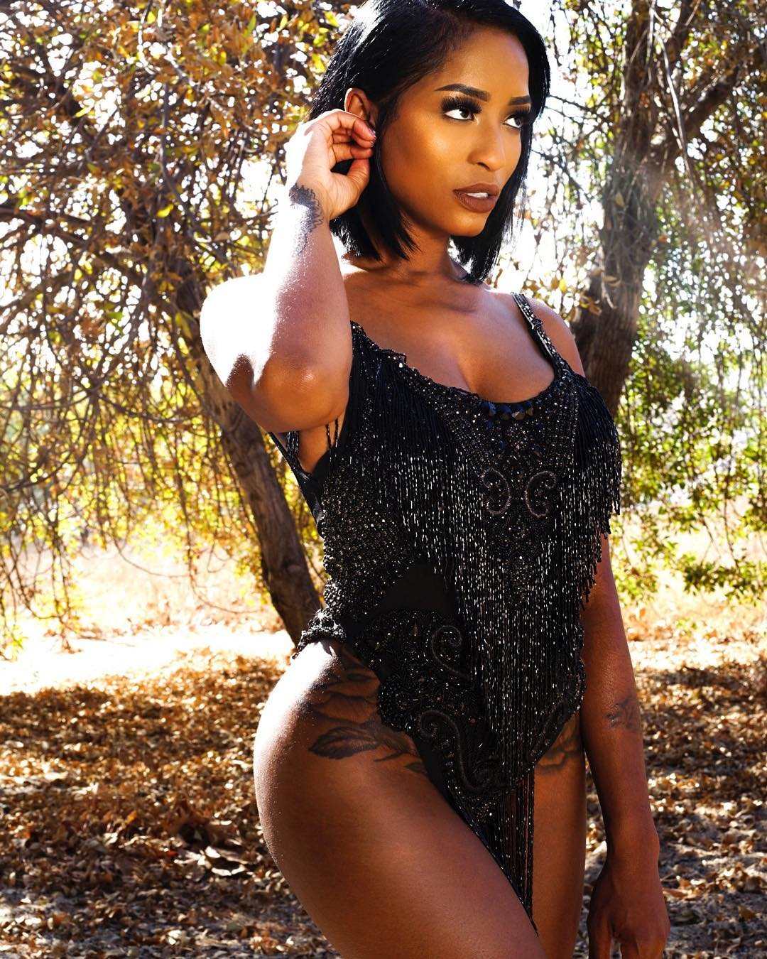 Latoia Fitzgerald is a model that appeared in Meek Mill Fall Thru