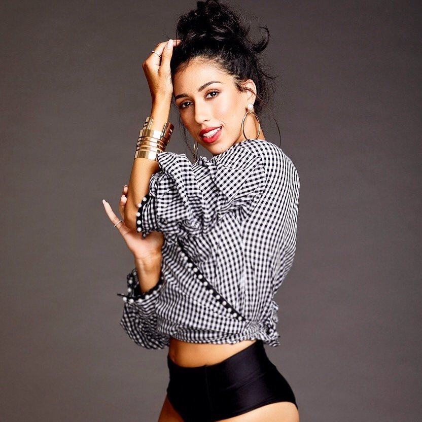 Katherine Diaz is a model that appeared in Wisin ft Timbaland Bad Bunny Move Your Body