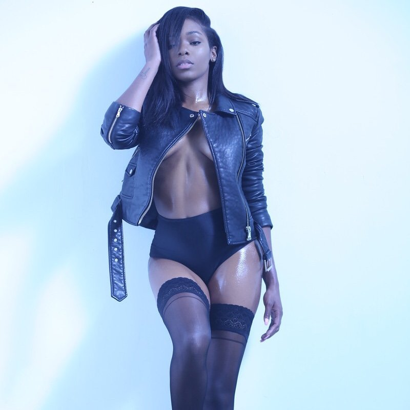 Crystal Uriah is a model that appeared in B o B 4 Lit ft TI and Ty Dolla Sign