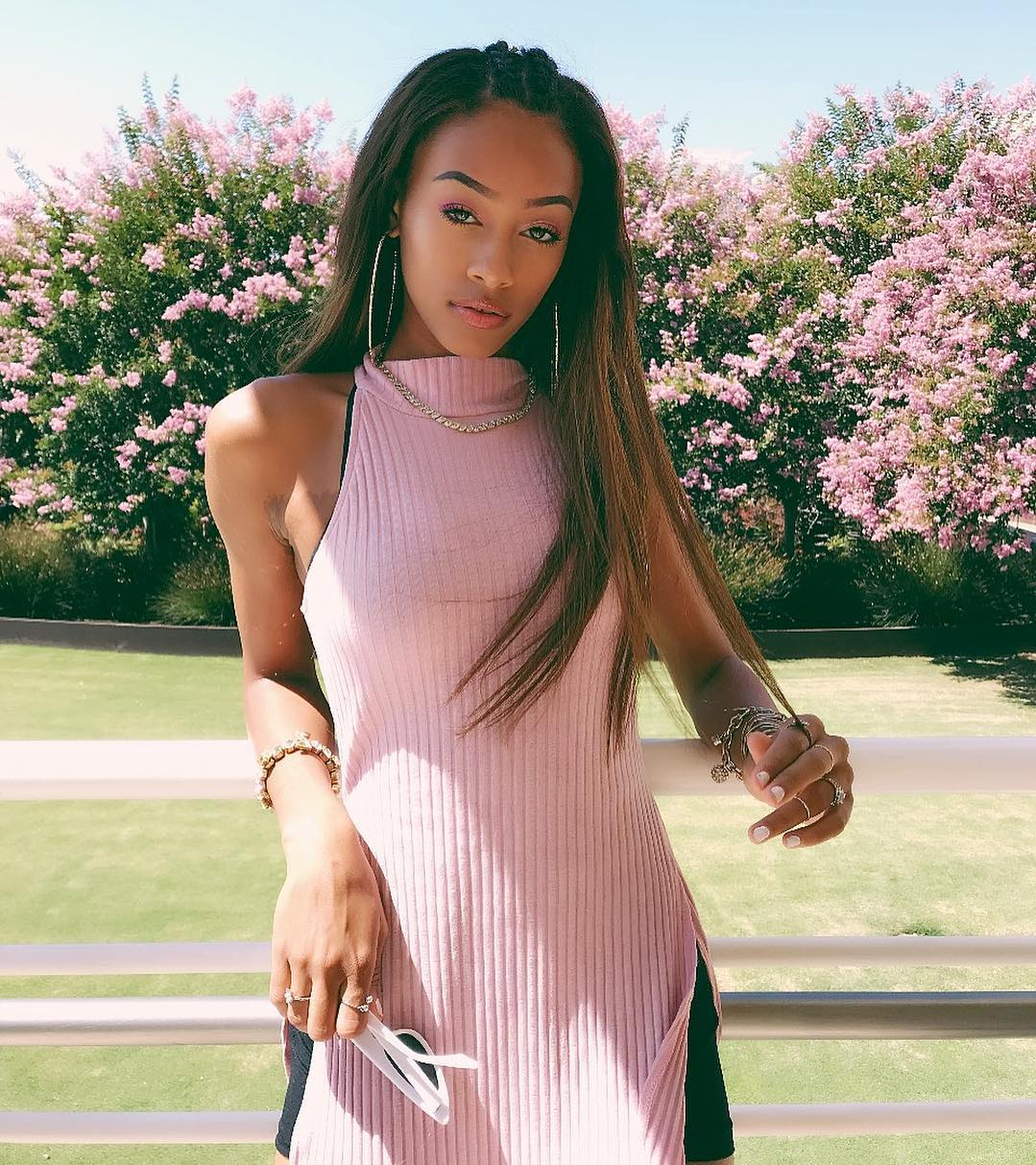 Kiara Divina is a model that appeared in Tyga ft Rich The Kid G-Eazy Girls Have Fun