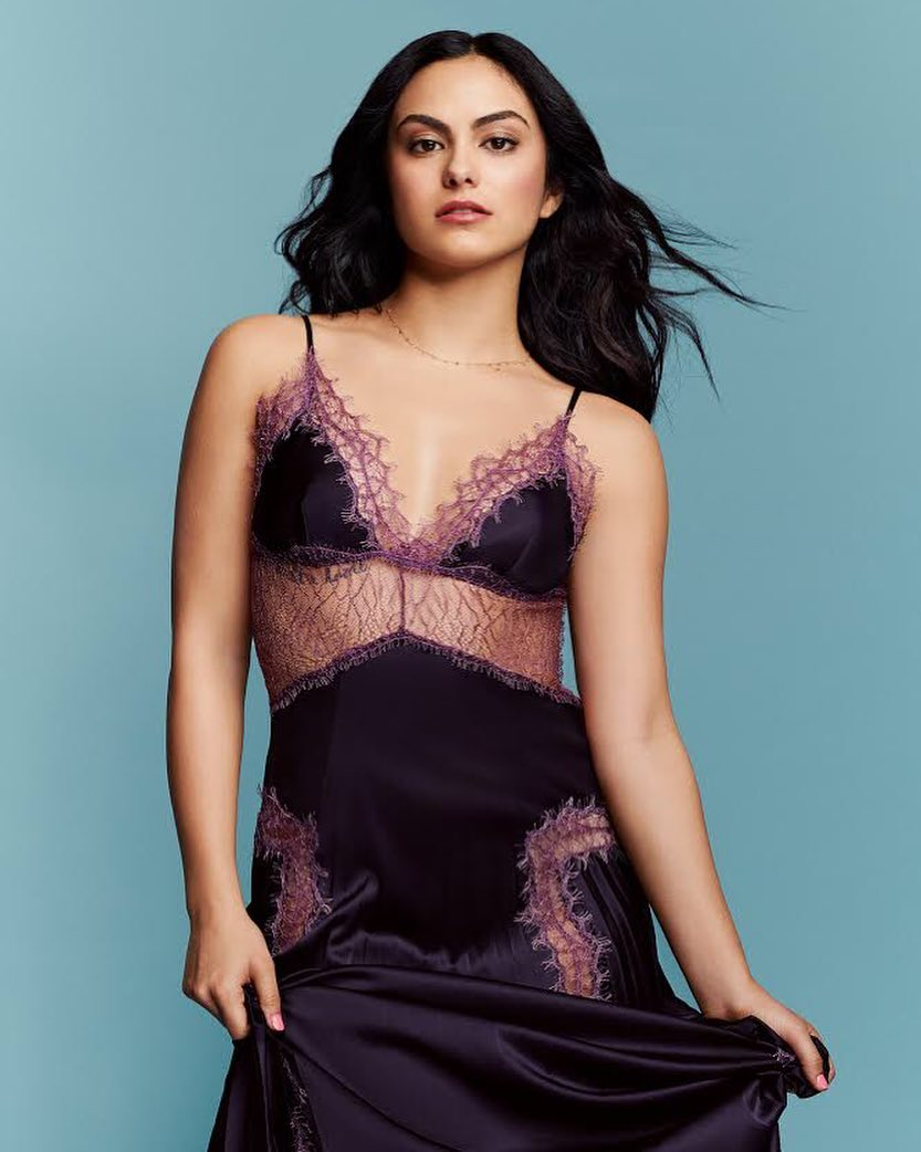 Camila Mendes is a model that appeared in The Chainsmokers ft Emily Warren Side Effects