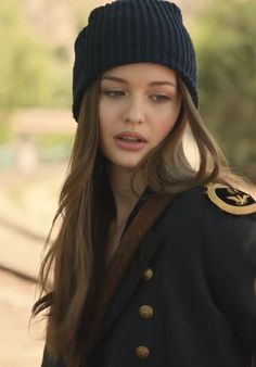 Kristina Romanova is a model that appeared in Avicii Wake Me Up