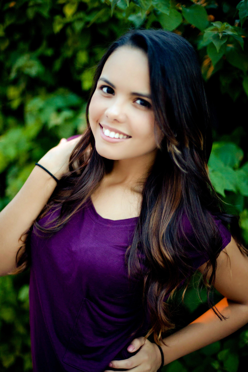 Kimberly Schanks is a model that appeared in Austin Mahone  Say Youre Just A Friend